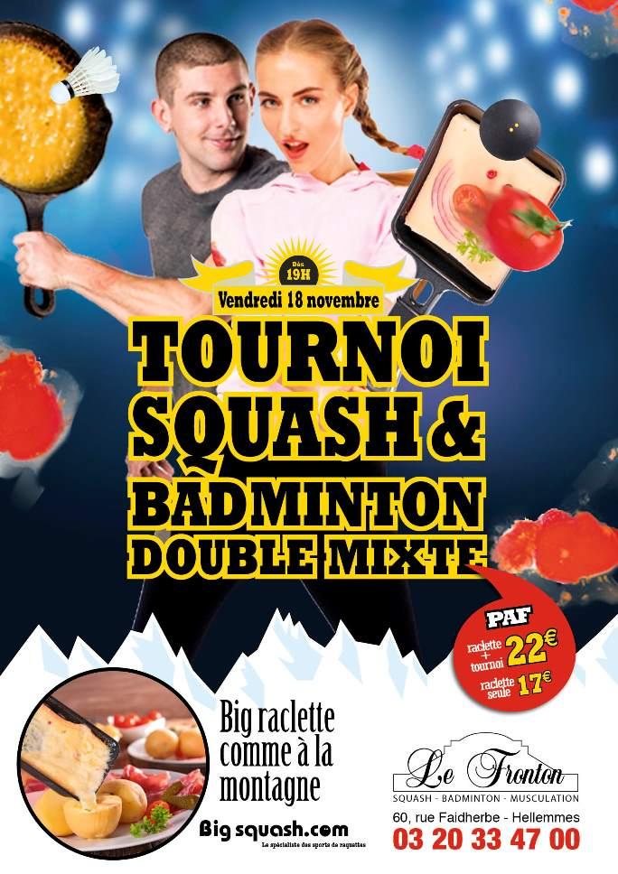 Tournoi Big Raclette 18 Novembre 2016
